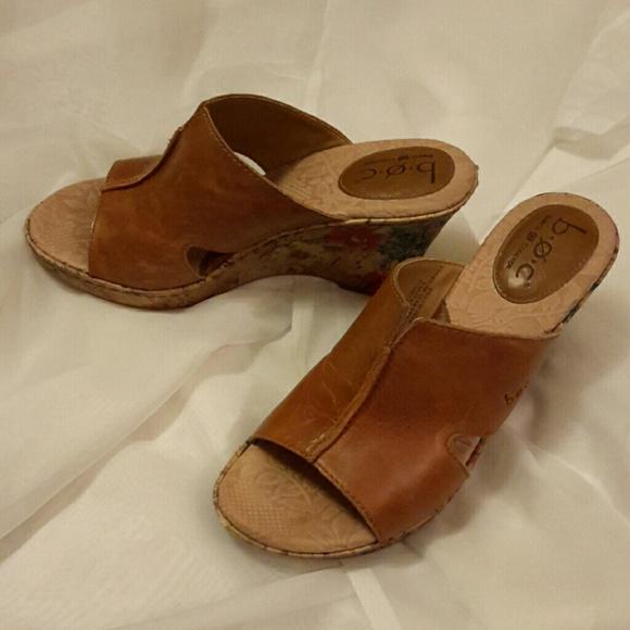 bf1901a2340d b.o.c. Shoes - B.O.C. sandal wedges